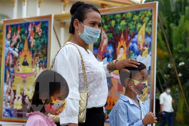 新冠肺炎疫情:泰国将紧急状态延长至8月底 hinh anh 1