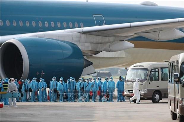 """越南航空的""""特殊""""航班 hinh anh 1"""