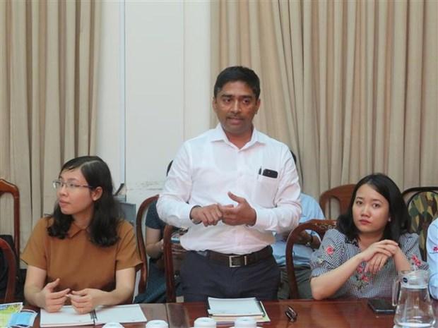 印度塔塔集团在芹苴市寻找农业机械设备投资机会 hinh anh 2