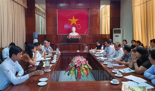 印度塔塔集团在芹苴市寻找农业机械设备投资机会 hinh anh 1
