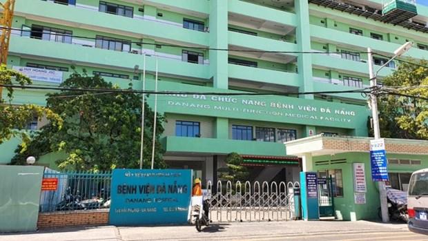 岘港市各家医院隔离区新增45例新冠肺炎确诊病例 hinh anh 1