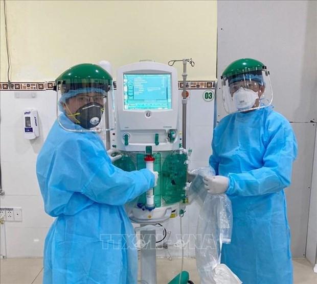 越南报告第二例新冠肺炎死亡病例 hinh anh 1