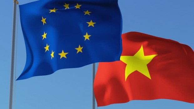 欧洲委员会:EVFTA将于8月1日生效 hinh anh 1