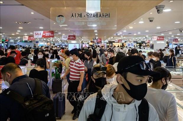 韩国对从中国、越南、柬埔寨入境的韩企人士撤销入境隔离政策 hinh anh 1