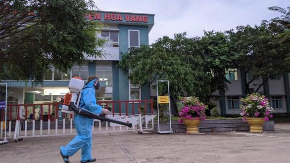 岘港市设立第二个野战医院 hinh anh 1