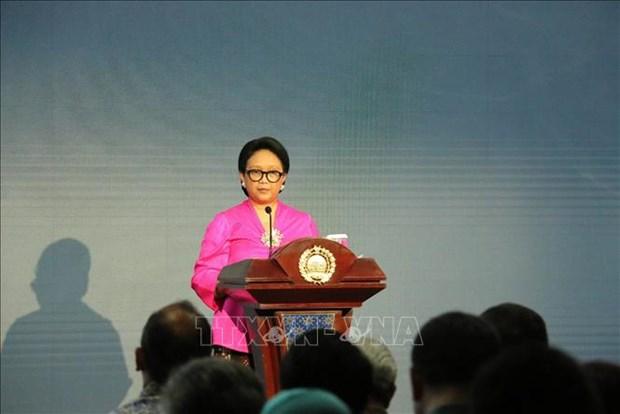 印度尼西亚督促中国尊重UNCLOS hinh anh 1