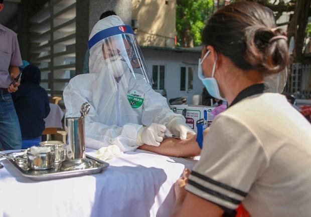 新冠肺炎疫情:加速对从岘港市回来的人员轨迹追踪 hinh anh 1