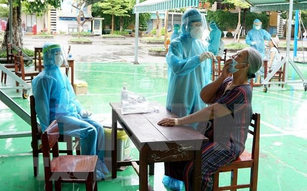 越南新增30例新冠肺炎确诊病例 hinh anh 1