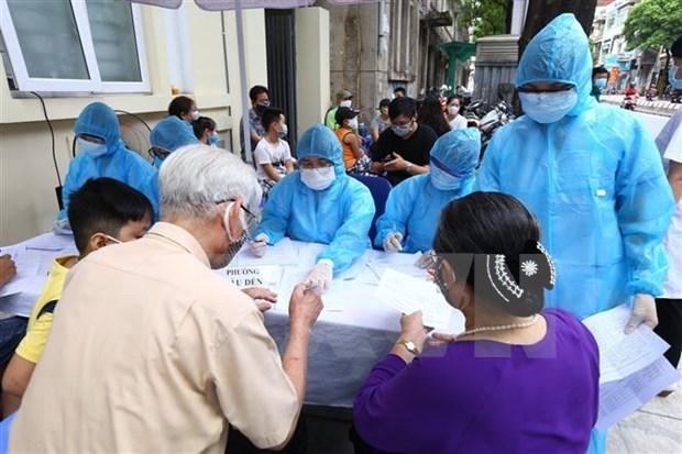 新冠肺炎疫情:越南卫生部发布第22号紧急通知 hinh anh 1