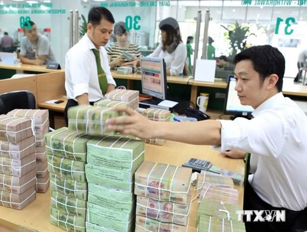 2020年7月越南国库通过政府债券发行募集资金58.6万亿越盾 hinh anh 1