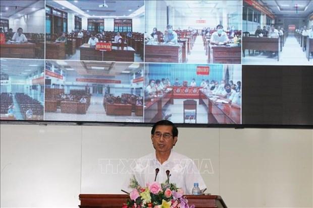 新冠肺炎疫情:越南各地严密清查有疫区来往史人员并进行采样检测 hinh anh 1