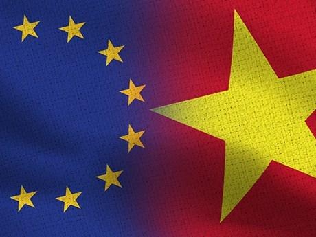 EVFTA正式生效:越欧关系的新里程碑 hinh anh 1