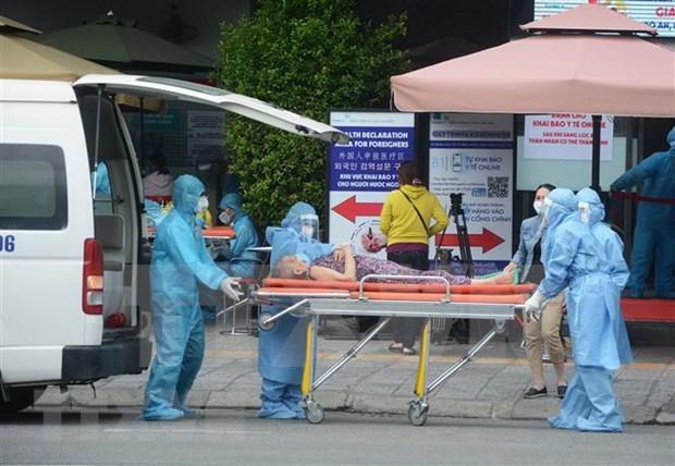 越南卫生部代部长:采取强有力措施 有效防控疫情 hinh anh 1
