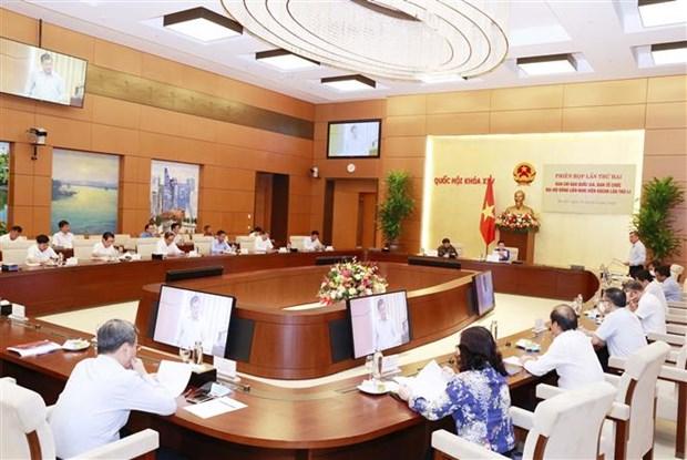 第41届东盟议会联盟大会将于今年9月以视频方式举行 hinh anh 2