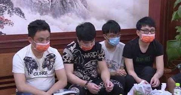北宁省发现非法入境的20名外国人 hinh anh 1