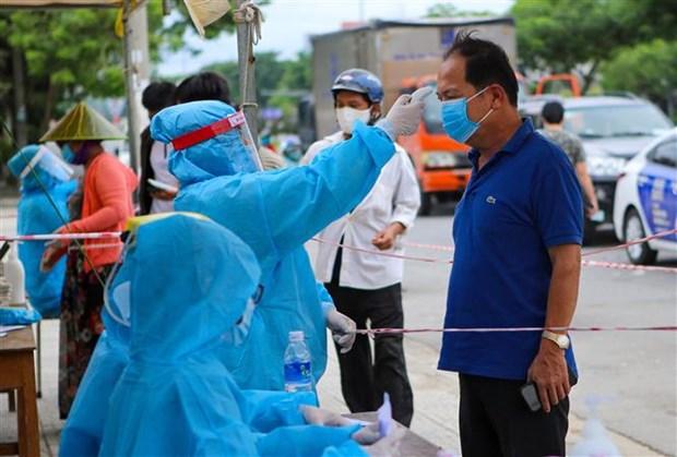 越南新增4例新冠肺炎确诊病例 确诊病例累计达717例 hinh anh 1