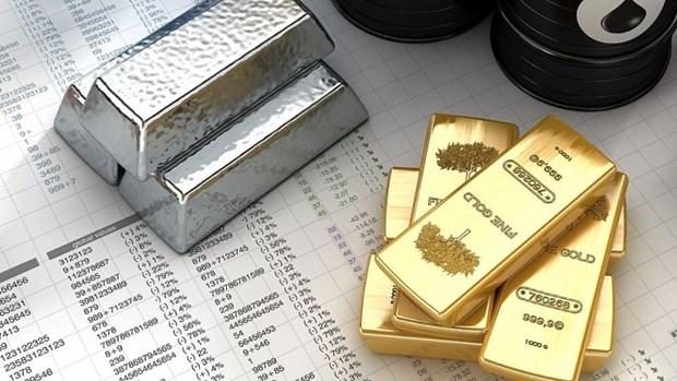 8月7日越南国内黄金价格超过6200万越盾 hinh anh 1