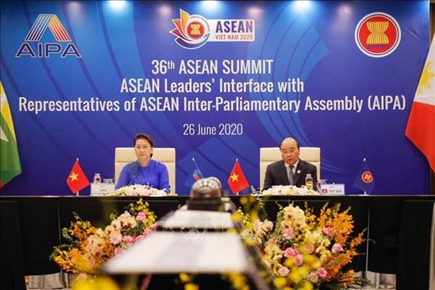 东盟成立53周年:越南努力巩固大团结和统一的东盟关系 hinh anh 1