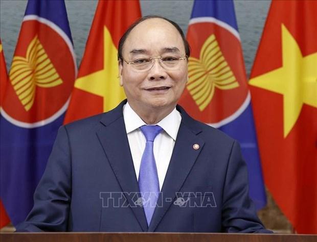 政府总理阮春福:东盟始终是越南外交政策中的重要支柱之一 hinh anh 1