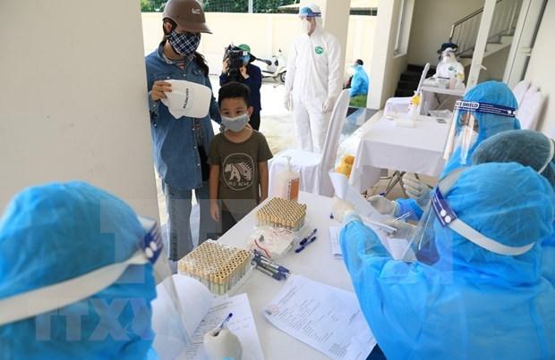 8月8日下午越南新增21例新冠肺炎确诊病例 全国累计确诊病例810例 hinh anh 1