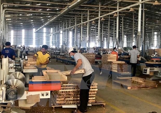 EVFTA为促进平阳省木材加工行业强劲发展给予巨大动力 hinh anh 1