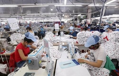 KITA:韩国时装公司将从EVFTA中受益 hinh anh 1