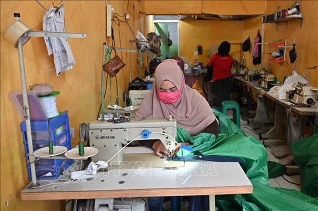 印尼2500万名劳动者正在寻找就业机会 hinh anh 1