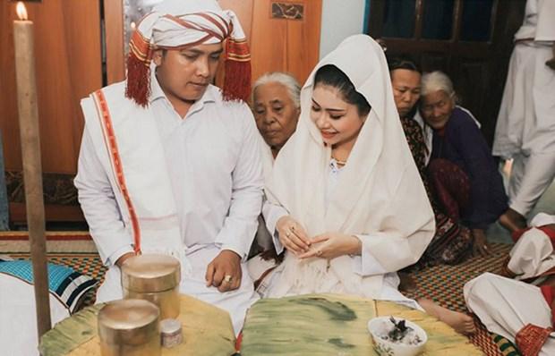 占族同胞的婚礼、葬礼发生了许多变化 hinh anh 1