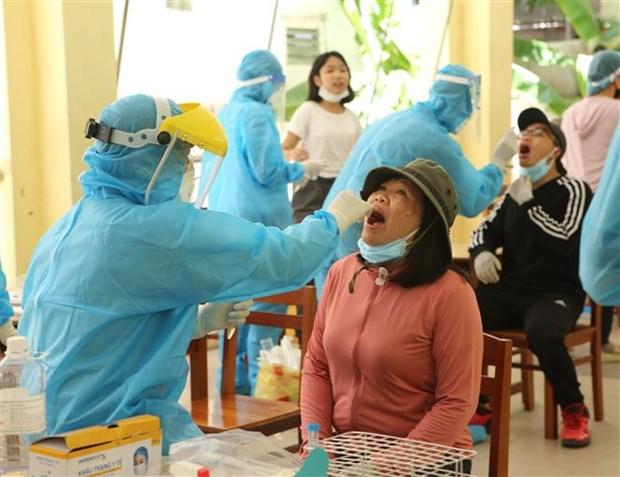 越南新增29例新冠肺炎确诊病例 hinh anh 1