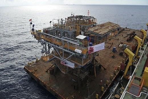 印尼将招标10个石油项目 hinh anh 1
