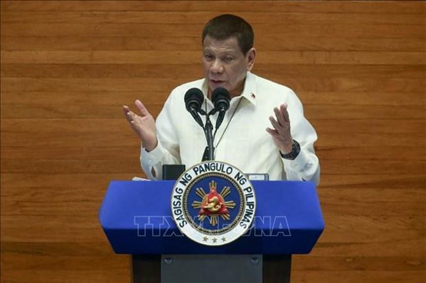 东盟成立53周年:菲律宾对东盟将战胜新冠肺炎疫情持乐观态度 hinh anh 1