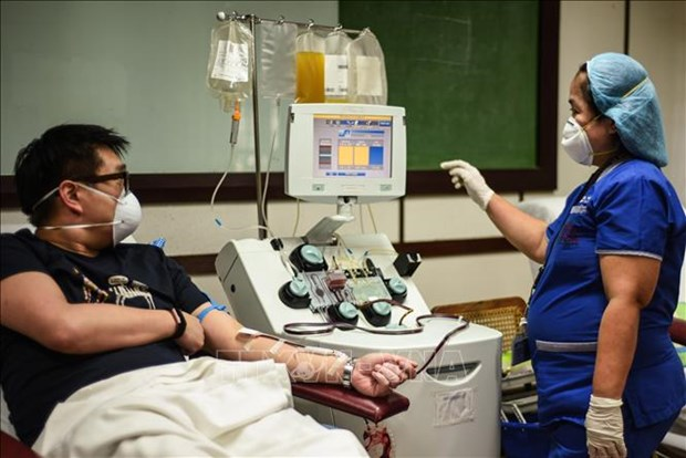 东南亚多国新增数千例新冠肺炎确诊病例 hinh anh 1
