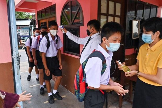 柬埔寨暂停菲律宾航班入境 新加坡新增确诊病例创4个月以来新低 hinh anh 1