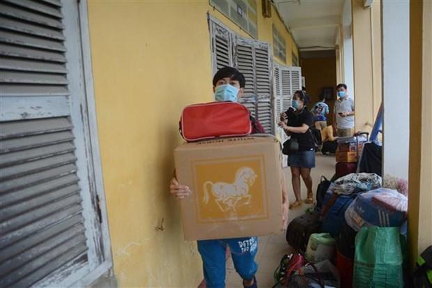 新冠肺炎疫情:全国用于疫情隔离的旅游住宿单位共173家 hinh anh 2