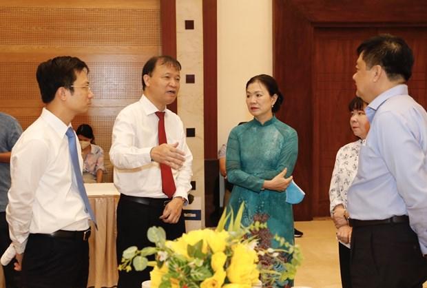 越南货在各大型分销系统上占有相当大的比重 hinh anh 3