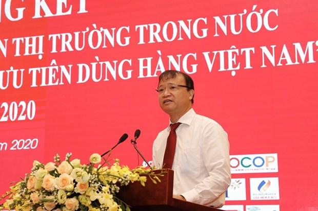 越南货在各大型分销系统上占有相当大的比重 hinh anh 2