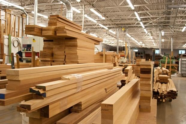 越南木材出口反弹 恢复增长势头 hinh anh 1