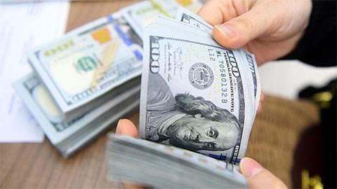 8月13日越盾对美元汇率中间价上涨2越盾 hinh anh 1