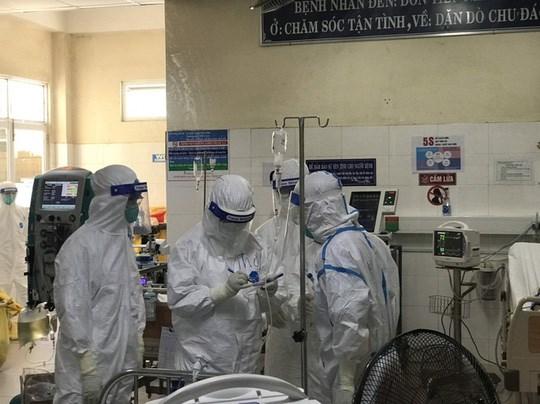 越南新增6例新冠肺炎确诊病例1例死亡病例和4例治愈病例 hinh anh 1