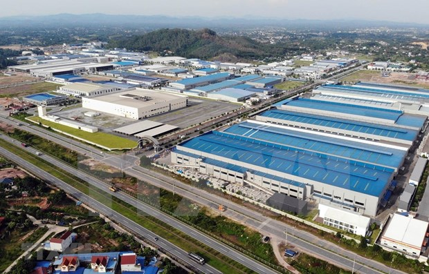 德国媒体将越南评为投资者的投资乐土 hinh anh 1