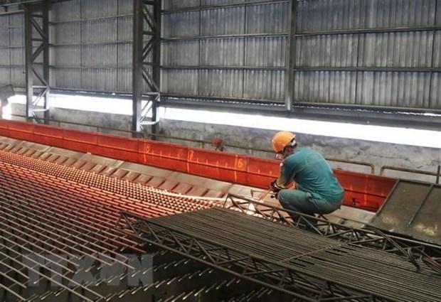 越南钢铁行业寻找进入欧盟的途径 hinh anh 1