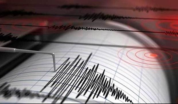 山萝省木州县发生4.3级地震 hinh anh 1