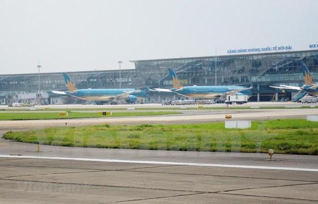 至2050年内排机场游客吞吐量1亿人次 hinh anh 1