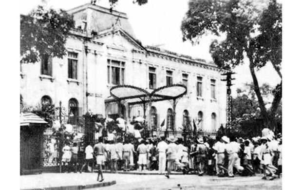 八月革命和9·2国庆75周年:增进大团结 实现大成功 hinh anh 1