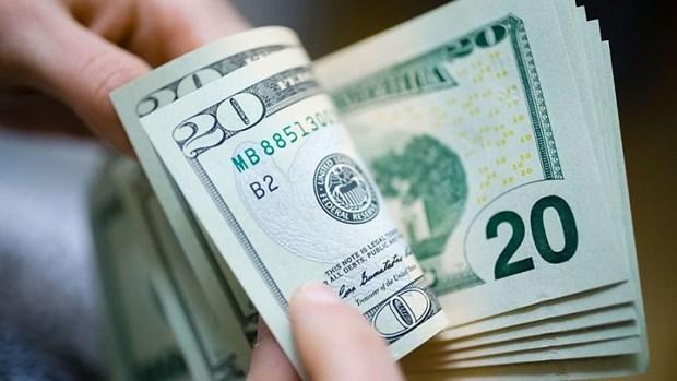 8月18日越盾对美元汇率中间价上调5越盾 hinh anh 1