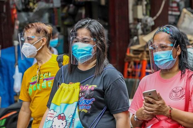 ANZ预测2020年下半年菲律宾经济下降9.2% hinh anh 1