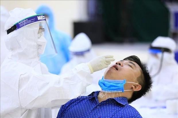 河内市委指导全面加强疫情防控监督检查工作 hinh anh 2
