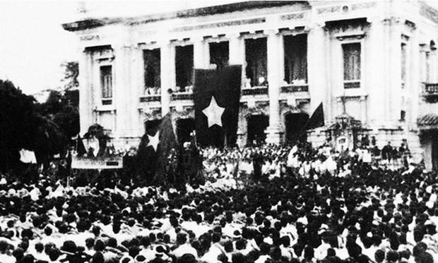 八月革命及融入国际时期的经验 hinh anh 1
