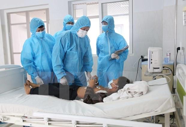 嘉莱省新增一例白喉病例 累计35例 hinh anh 1