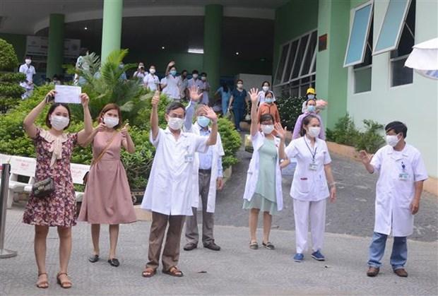 岘港市海州综合医院正式被取消封锁令 hinh anh 1